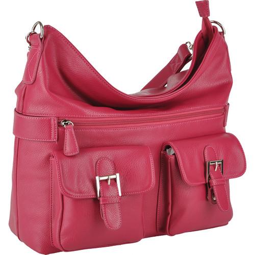 Jo Totes Gracie Camera Bag (Magenta)