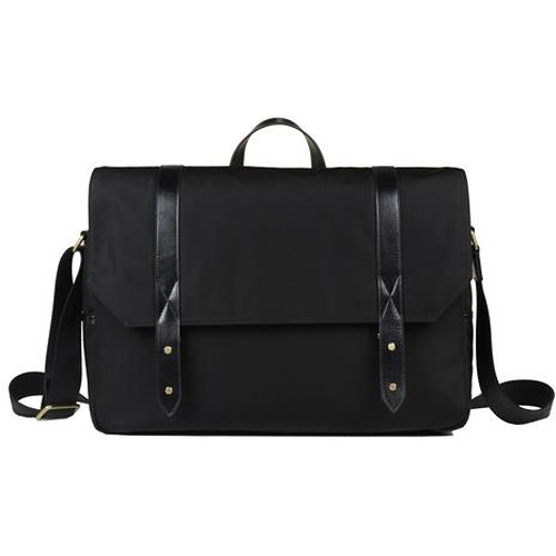 Jo Totes Harbourside DSLR Messenger Bag (Black)