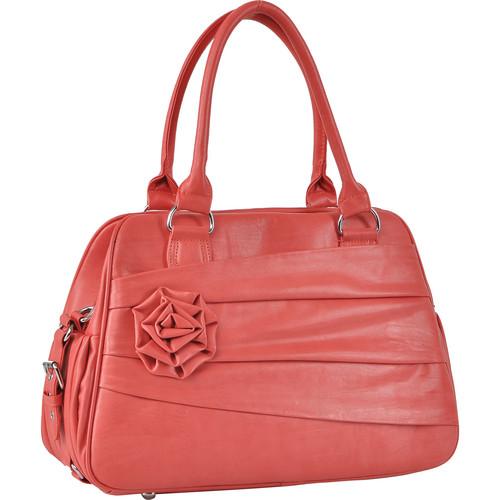 Jo Totes Rose Camera Bag (Coral)