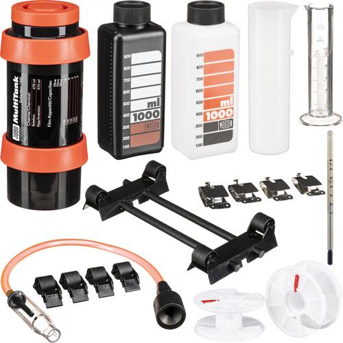 Jobo 1500S LAB Kit L Starter Film Developing Kit with Roller Base(Large)