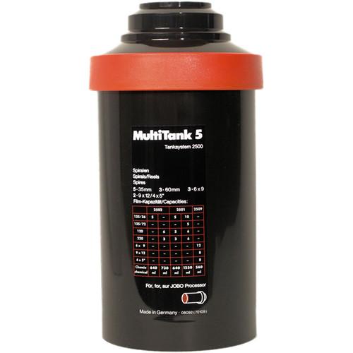 Jobo 2550 Multi Tank 5 (640 ml)