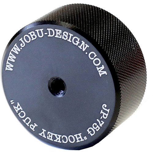 Jobu Design Hockey Puck Counterweight for Lightweight DSLR Cameras