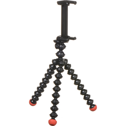 Joby GorillaPod Magnetic Tripod with GripTight Smartphone Mount (Black)