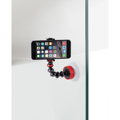 Joby GripTight ONE with GorillaPod Arm and Suction Cup