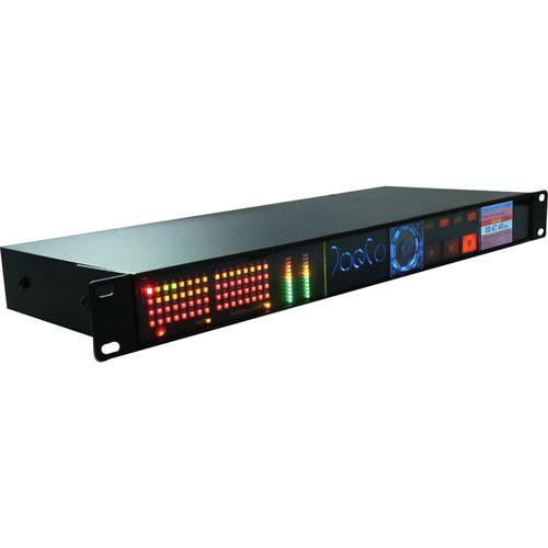 JoeCo BlackBox Player - 64 Channel MADI I/O Plus 8 Channel Balanced Input