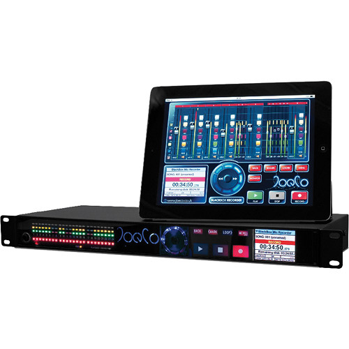 JoeCo BlackBox BBR1MP Live Multi-Channel Audio Recorder