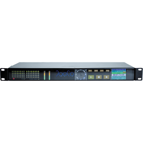 JoeCo BBP64 64-Channel BlackBox Player with Dante Interface
