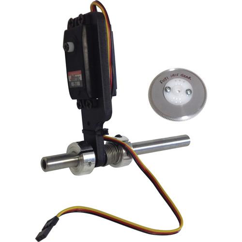 Jony Motorized Iris Control with Fujinon Lens Gear