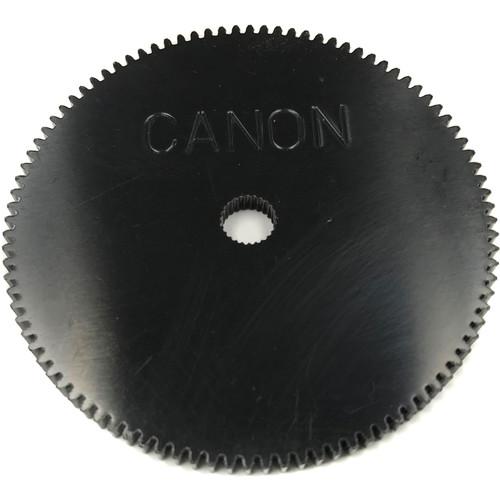 Jony Canon Zoom, Focus or Iris Gear for ZR4 Controller