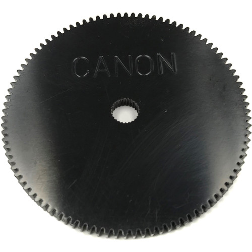 Jony Canon Zoom, Focus or Iris Gear for ZR4 Controller