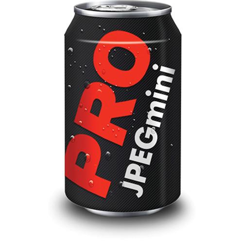 JPEGmini Pro Photo Optimization Software