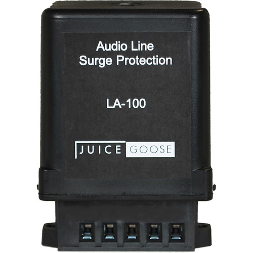 Juice Goose Audio Line Surge Protection for 70 Volt Outdoor Speakers