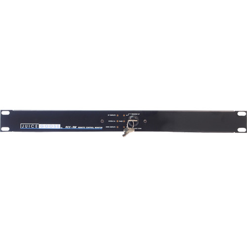 Juice Goose RC5-RM Rackmount Remote Control and Monitor for CQ Series (with Key)
