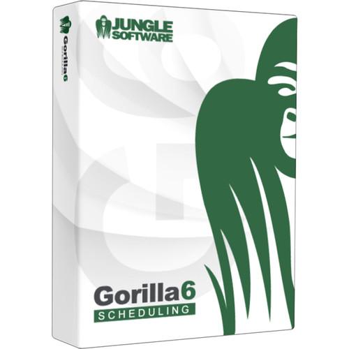 Jungle Software Gorilla 6 Scheduling (Download)
