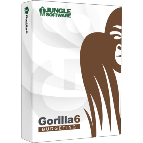 Jungle Software Gorilla 6 Budgeting (Download)