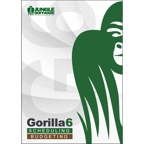 Jungle Software Gorilla 6 Scheduling and Budgeting Combo Pack (Download)