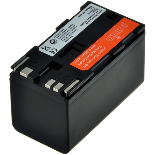 Jupio Digital Camcorder Replacement Battery for Canon BP-955