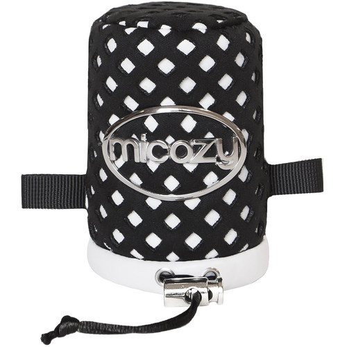 Jupiter Accessories Micozy XS Shock Mount - Mic Cover, Protector, and Carrying Case