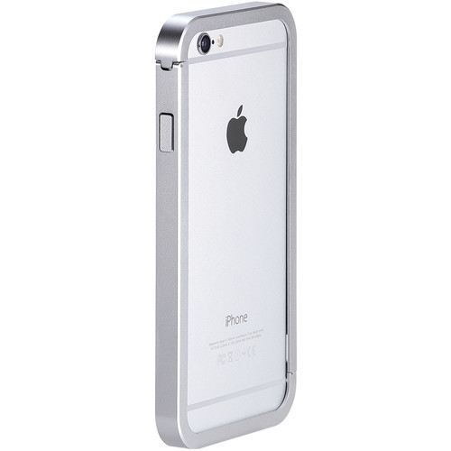 Just Mobile AluFrame Case for iPhone 6/6s (Silver)