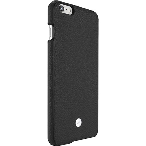 Just Mobile Black Quattro Back Case with Black Screen Protector Kit for iPhone 6/6s
