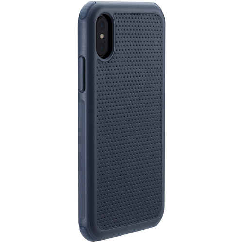 Just Mobile Quattro Air for iPhone X/Xs (Blue)