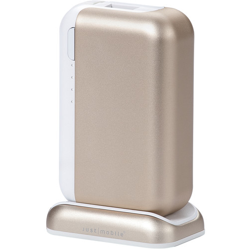 Just Mobile TopGum Backup Battery (Gold)
