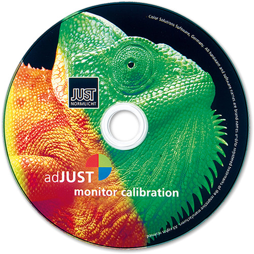 Just Normlicht adJUST LED Calibration Professional for Color Viewing Light