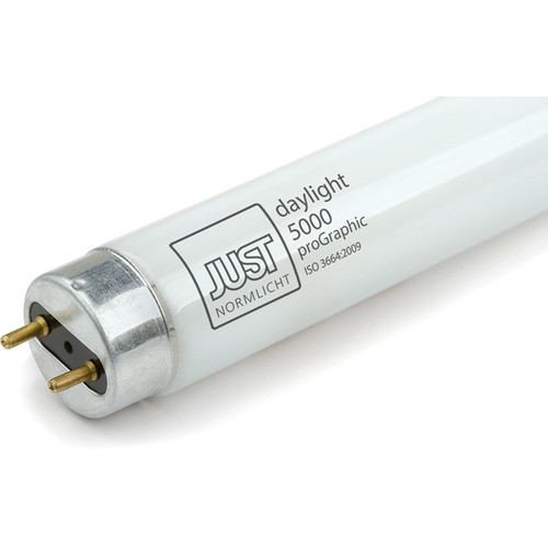 "Just Normlicht Daylight 5000 proGraphic Fluorescent Lamp (25 x 32W, 5000K, 47"")"
