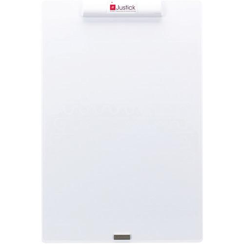 """Justick Mini Overlay Frameless Dry Erase Boards (16 x 24"""", White)"""