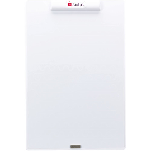 "Justick Mini Overlay Frameless Dry Erase Boards (16 x 24"", White)"
