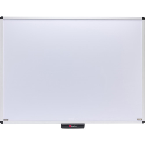 "Justick Overlay Premium Frame Dry Erase Board (48 x 36"", White)"