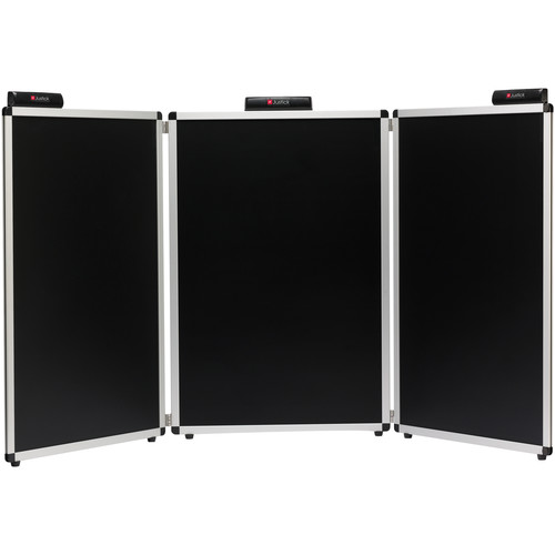 Justick 3-Panel Table Top Display