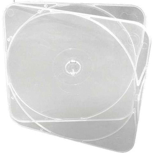 JVC CB-11 DURASLIM/C CD Case (500-Pack)
