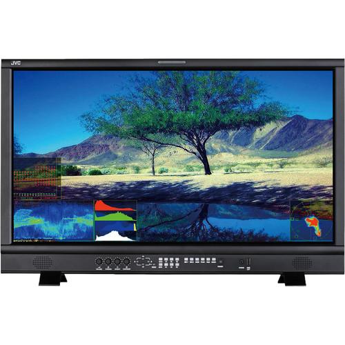 "JVC 31.1"" Multi-Interface 4K HDR Studio Monitor"