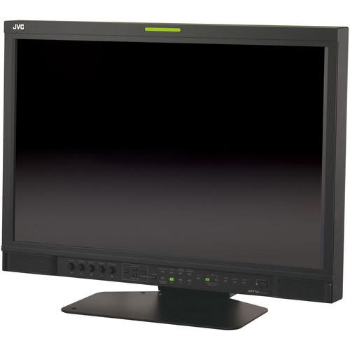 "JVC DT-V24G2Z 24"" 10-Bit Studio LCD Monitor"