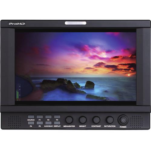 """JVC 9"""" Full HD Broadcast LED LCD Monitor"""