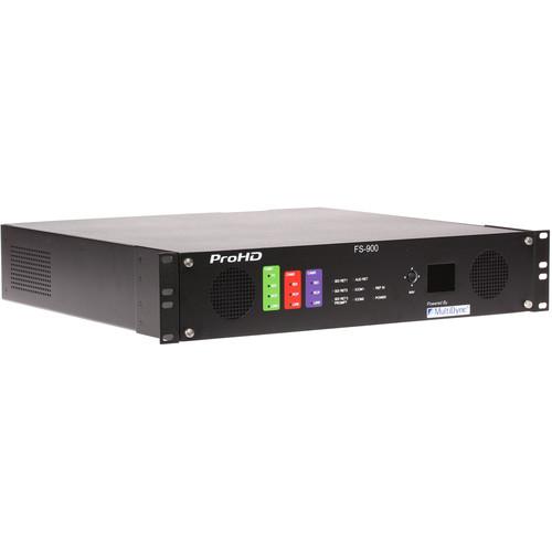 JVC Multidyne 2 Camera Back + 1 Base Station Package - Neutrik Opticalcon Connectors
