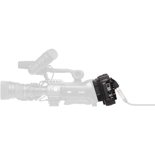 JVC Multidyne Camera Back Transceiver - Neutrik Opticalcon
