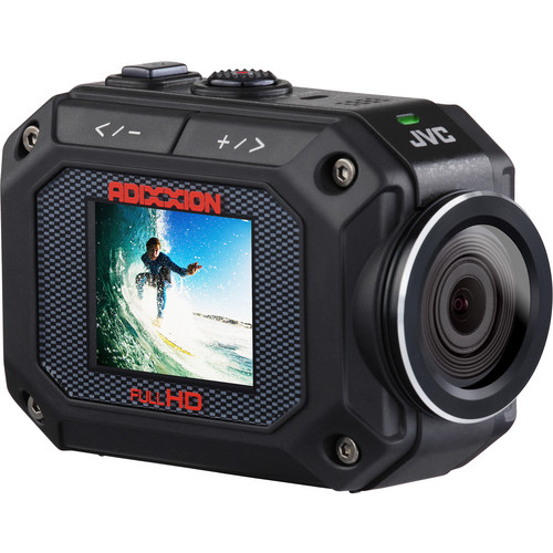 JVC GC-XA2 ADIXXION Action Camera