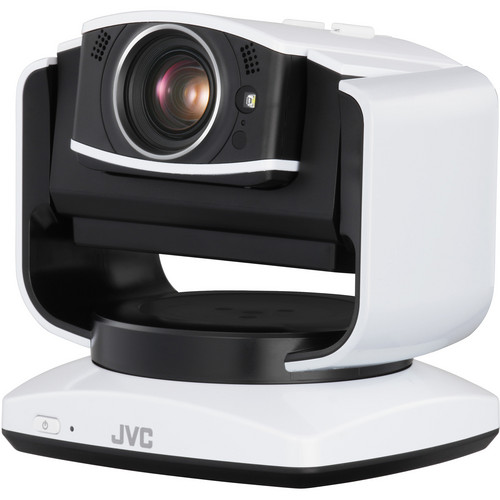 JVC GV-LS2WE Live Streaming PTZ Camera (PAL)