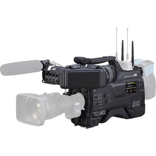 """JVC GY-HC900CHU 2/3"""" HD Connected Camcorder"""