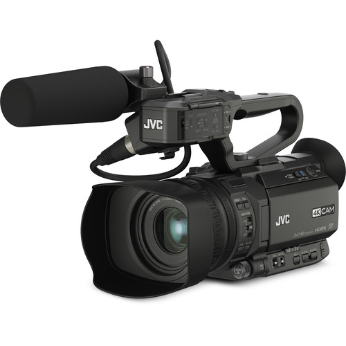 JVC GY-HM200HW House of Worship Streaming Camcorder