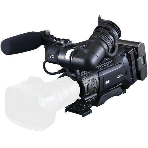 JVC GY-HM890CHU ProHD Compact Shoulder Mount Camera
