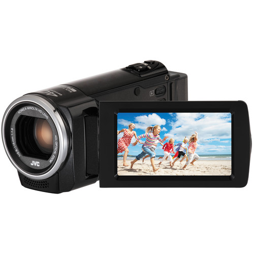JVC GZ-HM45BUS Full HD Everio Camcorder