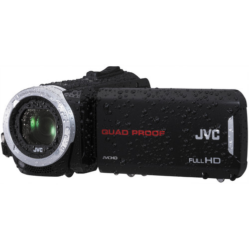 JVC Everio GZ-R30BUS 8GB Digital Camcorder