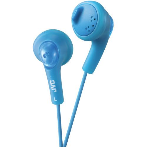 JVC HA-F160 Gumy Earbuds (Blue)