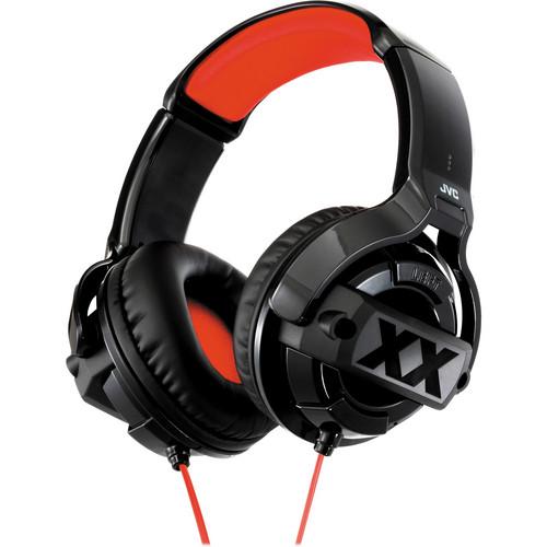 JVC HA-M55X Circumaural, Closed-Back Absolute Bass Headband