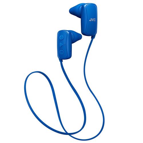 JVC Gumy Bluetooth Earbuds (Blue)