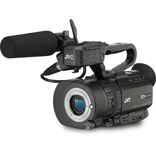 JVC GY-LS300 4KCAM & Ninja Inferno Kit