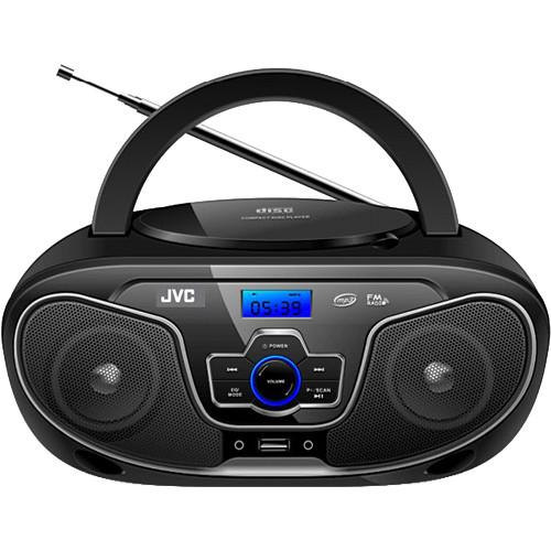 JVC Multi Region Bluetooth Radio CD Boombox (110-240V)